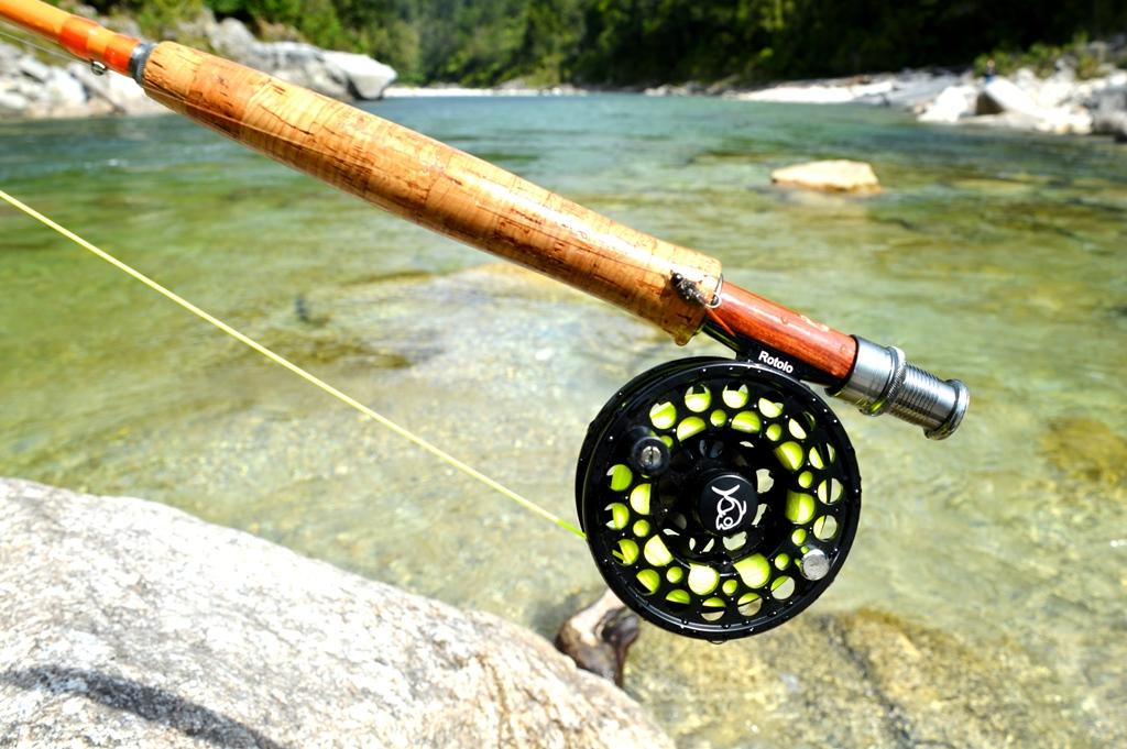 Mountain fishing equipment for Fly fishing shop
