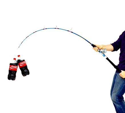 Torpedo fishing equipment supplier distributor manufacturer for Fishing tackle tester